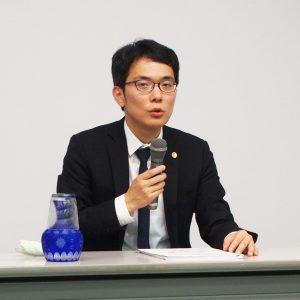 府中YEG 6月例会 「事業承継セミナー」
