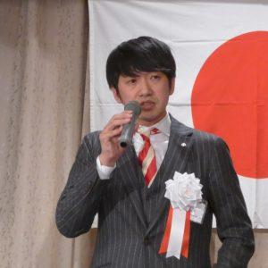 東広島YEG 青年部・女性会 合同新年互礼会
